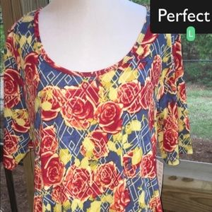 LuLaRoe Perfect T (L)